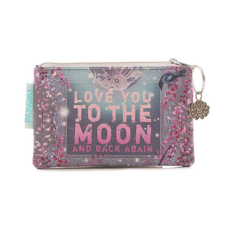 "Coin Purse ""Moon & Back""