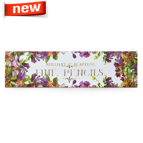 "Pencil Set ""In the Garden""