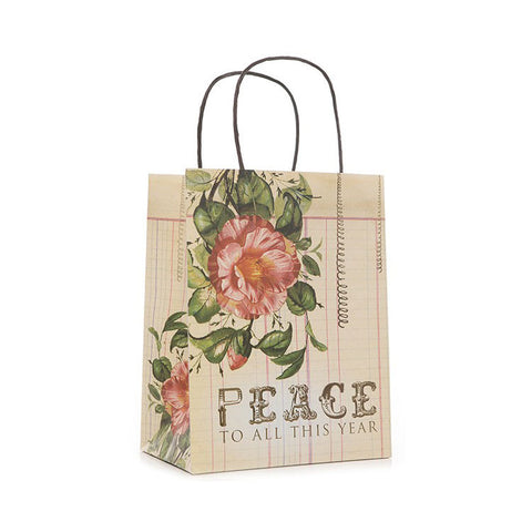 "Gift Bag ""Peace Flower""