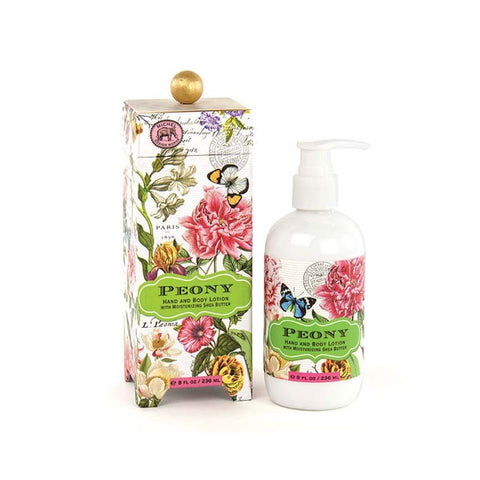 "Hand & Body Lotion ""Peony""