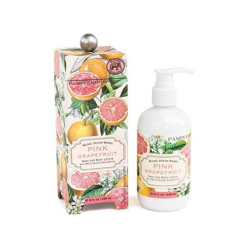 "Hand & Body Lotion ""Pink Grapefruit""