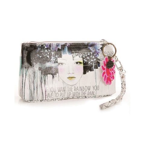 "Wristlet ""Rain Child""