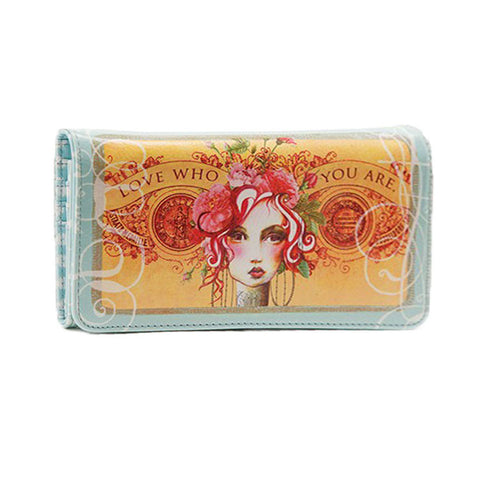 "Wallet ""Rose""