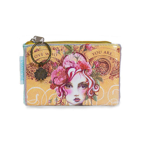 "Coin Purse ""Rose""
