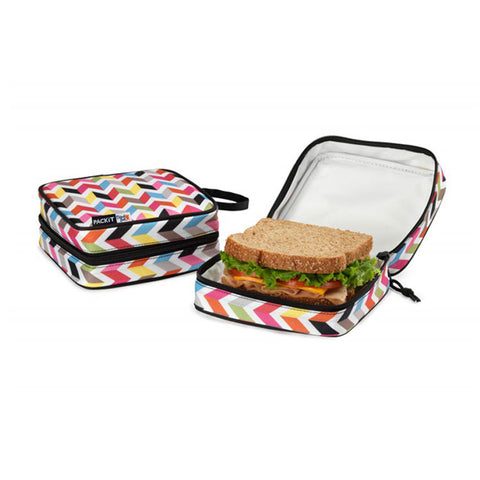 "Freezable Sandwich Box ""Ziggy""