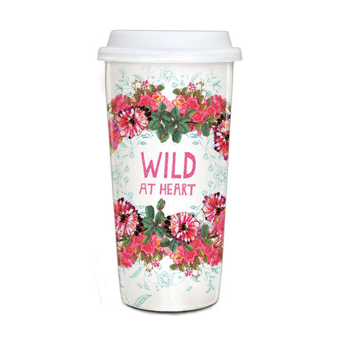 "Travel Cup ""Gypsy Rose""