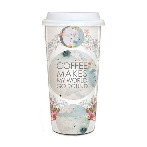 "Travel Cup ""World Go Round""