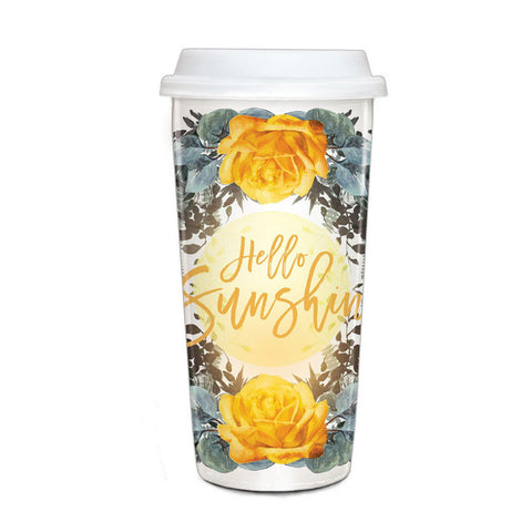 "Travel Cup ""Hello Sunshine""