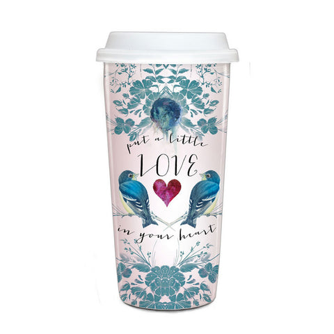 "Travel Cup ""Love In Your Heart""