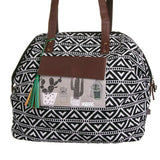 "Weekend Bag ""Urban Garden""