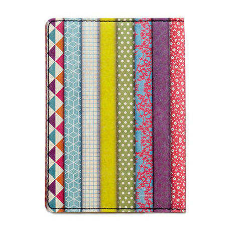 "Passport Cover ""Washi Tape""