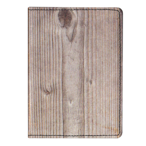 "Passport Cover ""Wood""