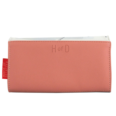 "Wallet ""Colour Me Bird'