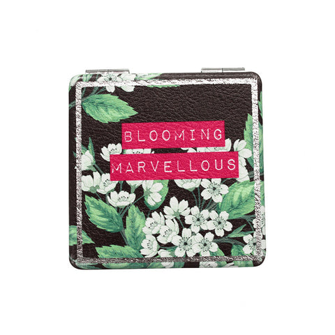 "Compact Mirror ""Bloomin""