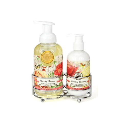 "Handcare Caddy ""Morning Blossoms""