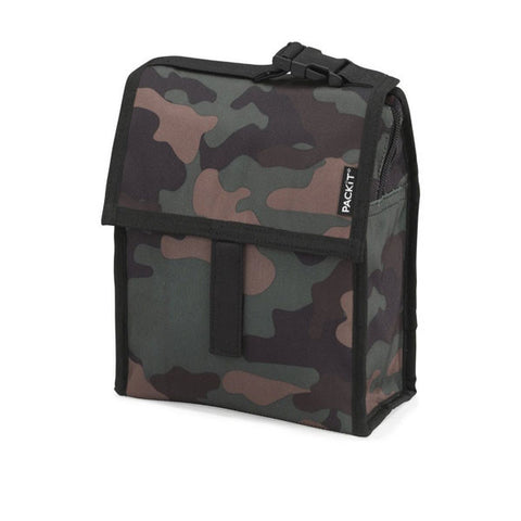 "Freezable Mini Lunch Bag ""Camo""