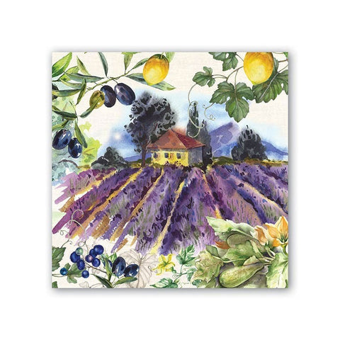 "Campagna Luncheon Napkins|Serviettes de table ""Campagna"""