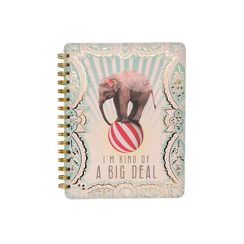 "Notebook ""Big Deal""