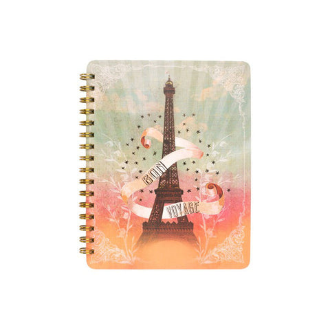 "Notebook ""Eiffel Tower""