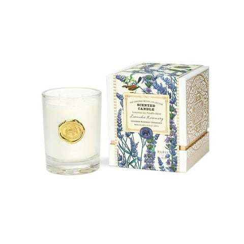 "Scented Candle ""Lavender Rosemary""