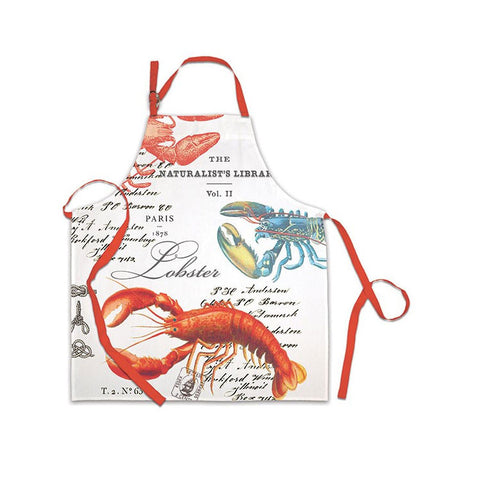 "Apron ""Lobster""
