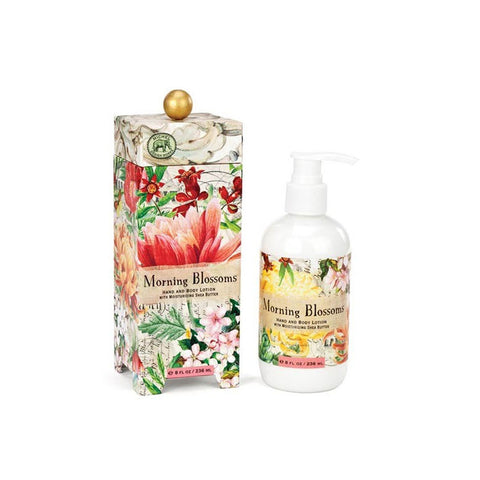"Hand & Body Lotion ""Morning Blossoms""