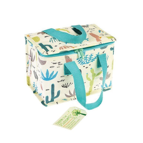 "Lunch Bag ""Desert in Bloom""