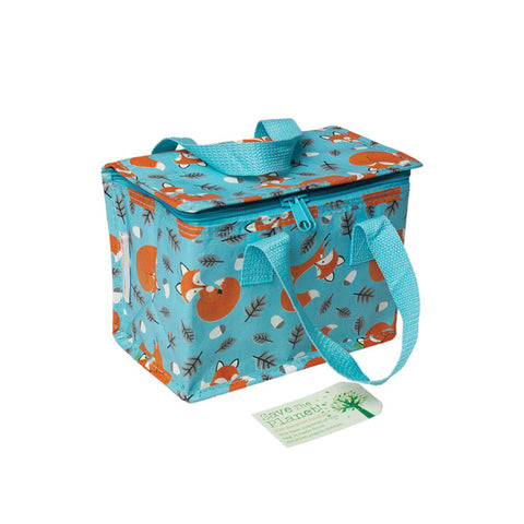 """Rusty the Fox"" Lunch Bag