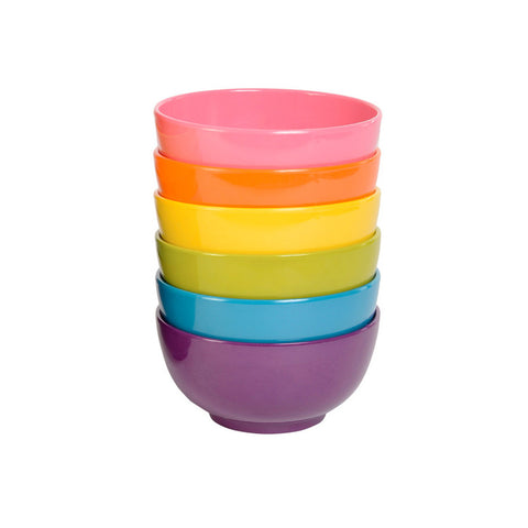 Bowls Mini Assorted Set of 6|Ensemble de 6 Mini Bols