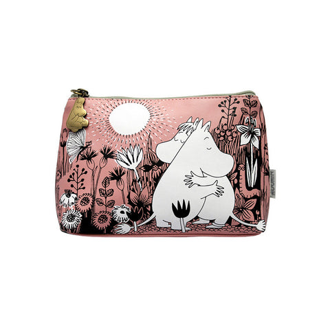 """Moomin"" Make Up Bag