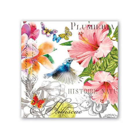 "Paradise Luncheon Napkins|Serviettes de table ""Paradise"""
