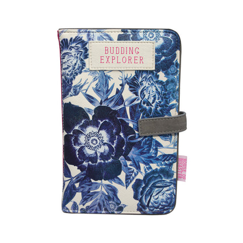 "Travel Wallet ""Budding Explorer""