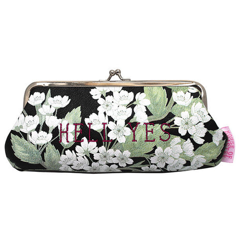 """Petal"" Make Up Bag