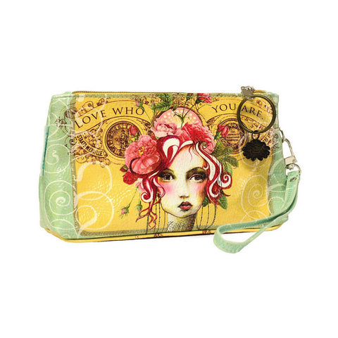 "Wristlet ""Rose""