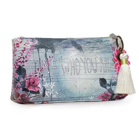 "Small Accessory Bag ""Fireweed""