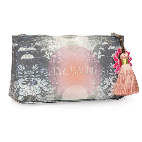 "Small Accessory Bag ""You are Everything""