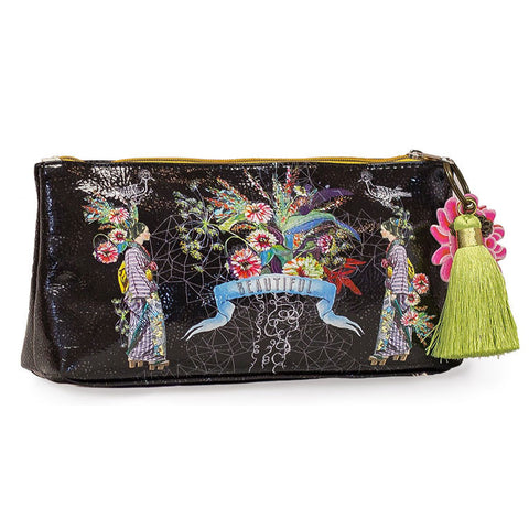 "Small Accessory Bag ""Beautiful""