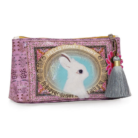 "Small Accessory Bag ""Honey Bunny""