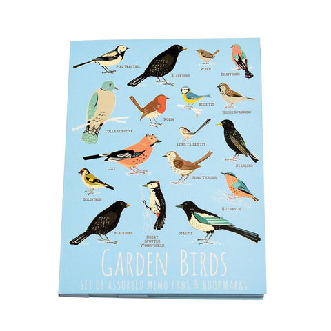 "Garden Birds Sticky notes|Post-it  ""Garden Birds"""