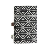 Travel Wallet ethnic patterned|Pochette voyage motif ethnique
