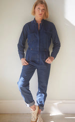Spry Denim Boiler Suit