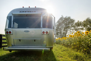 '63 Airstream Overlander: Restoring Our Souls Through an Icon