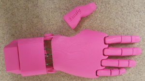 Messiah College Students Develop Ingenious & Inexpensive 3D Printed Prosthetic Hand