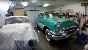 Restoring Your Classic Car with Versimold: 1955 Buick Century Trunk Lid Stops
