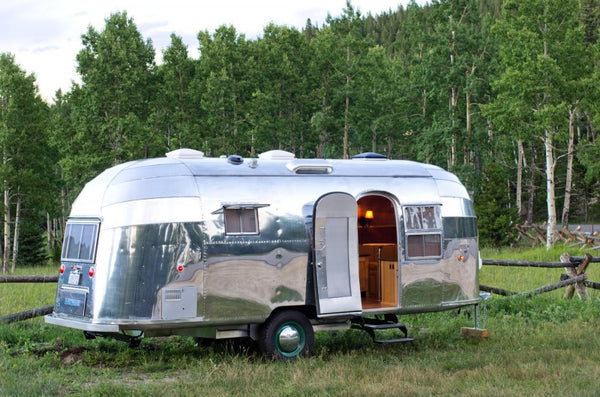 1954 Airstream Flying Cloud trailer
