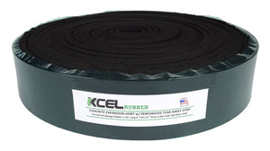 XCEL Concrete Expansion Joint, Size 1/2 in x 4 in x 50 feet
