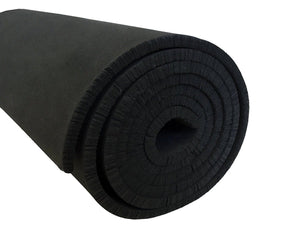XCEL - Medium Soft Cosplay Craft Foam Roll, Black, Size 54 Inch x 12 Inch x 1/8