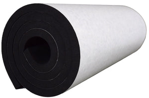 "XCEL Marine Foam Roll, Neoprene Sponge Rubber Insulation Size 60"" x 16"" x 1/2"""
