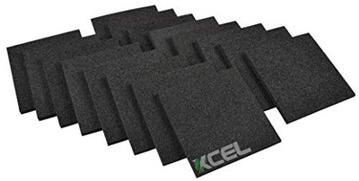 XCEL Acoustic Insulation Sound Dampening Studio Pads 6