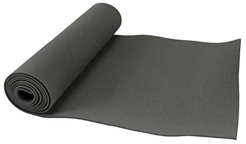 "XCEL Extra Stiff Grey Cosplay Fabrication Roll, Craft Foam, DIY Project Sheet 54"" x 12"" x 1/8"""